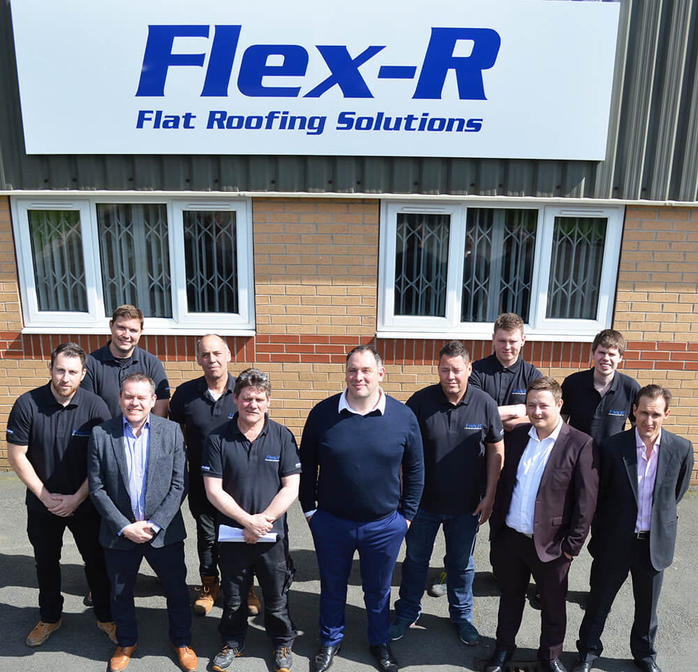 9adeda8bf61b88 High Wycombe-based Flex-R has opened a second UK depot in Huddersfield as  part of ambitious growth plans to increase both its capacity to train  roofing ...