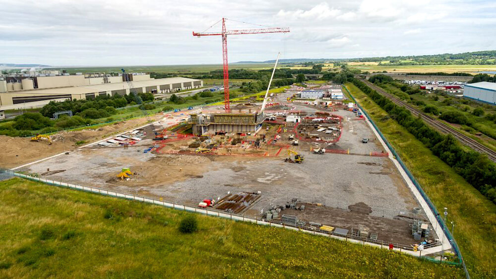 Hundreds Of Workers Set To Protest At Deeside Construction