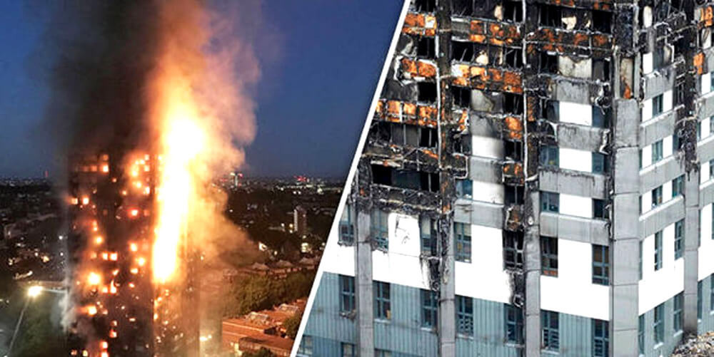 Grenfell S Catastrophic Cladding Faults Revealed In New