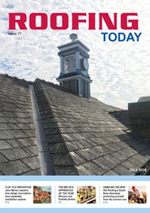 Roofing Today Issue 75 March 2018