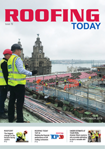 Roofing Today Issue 78 September 2018