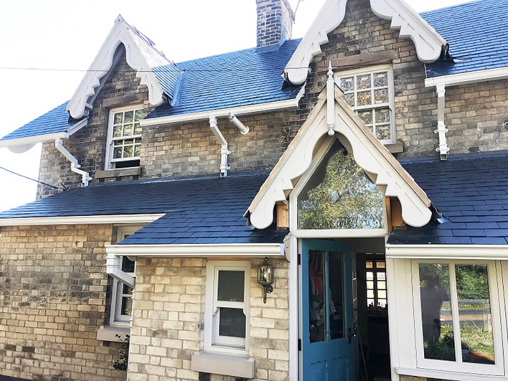 Victorian Cottage Gives Rainwater System A 2019 Update