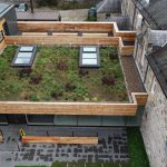 Green Roofing - Cairngorms National Park Authority HQ - MacLeod Roofing Ltd (1)