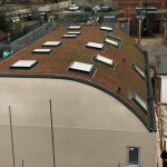 Green Roofing - Cooden Sea Road - Clarke Roofing Southern Ltd
