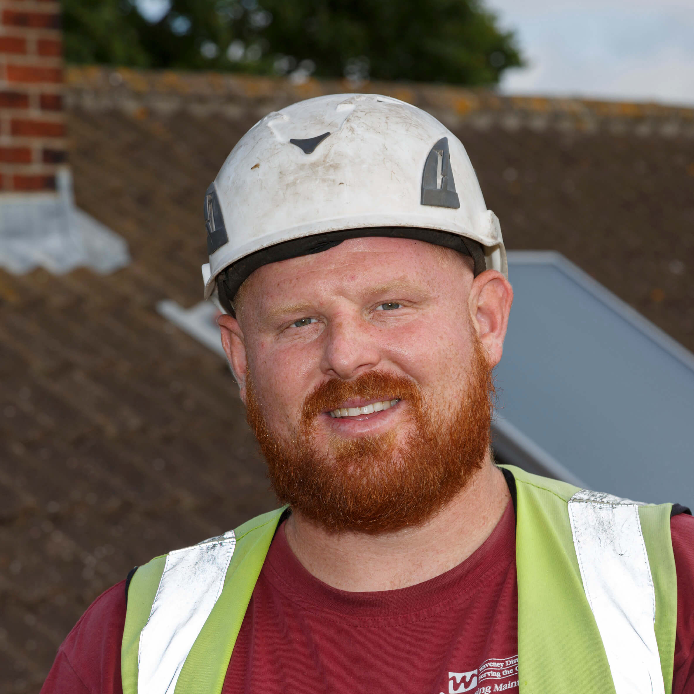 Joe Burgess Highly Commended BMI Apprentice of the Year Flat Roofing 2018