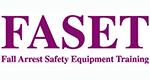 FASET logo 150px high