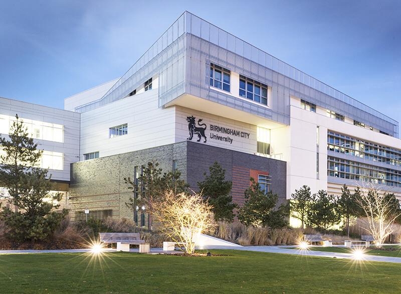 picture of Birmingham City University