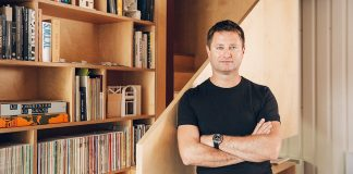 Picture of George Clarke, Architect