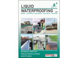 Liquid Waterproofing Supplement 2019