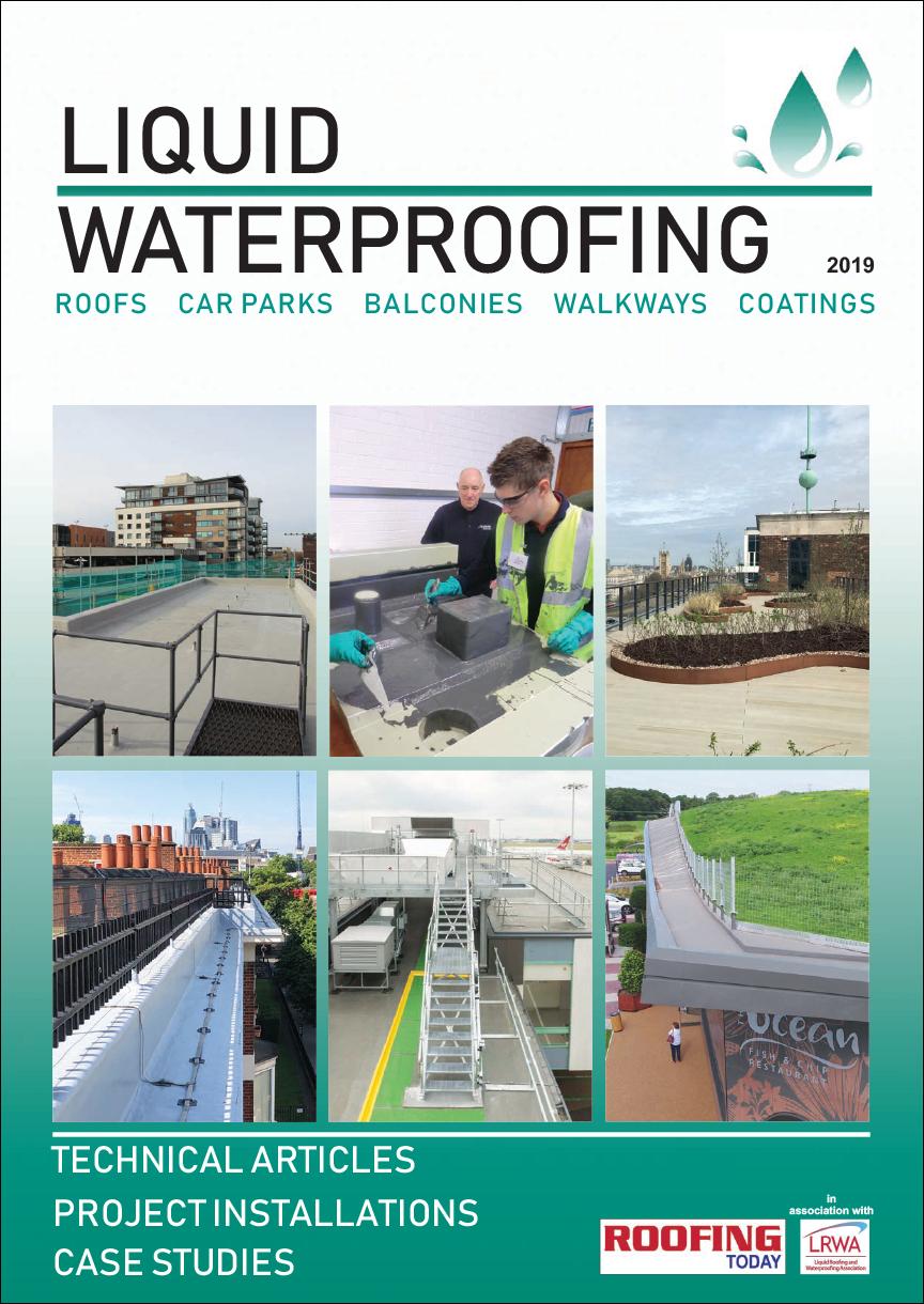 Liquid Waterproofing Supplement 2019