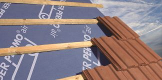 Breathable roofing membranes
