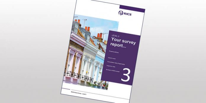 RICs New Style Home Survey report