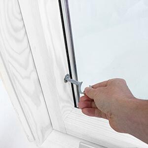 Dakea KAQ Secure lock detail
