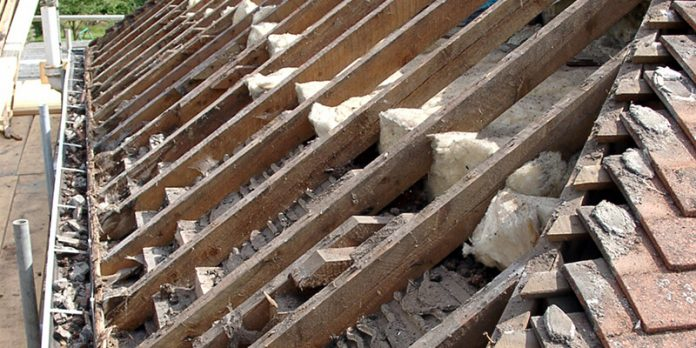 uninsulated roof after Green Homes Grant closing