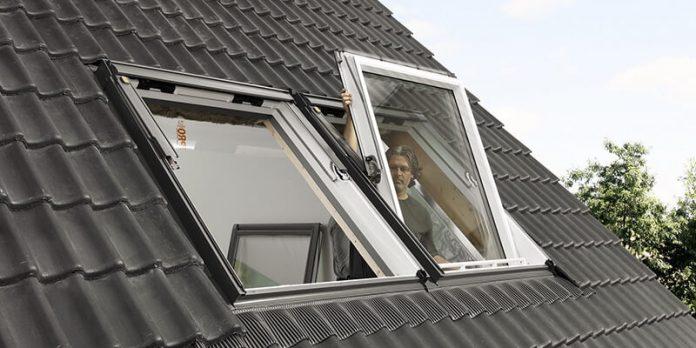 Velux extra rewards roof window