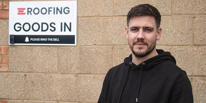 Robert Beer headshot - Eroofing new manager