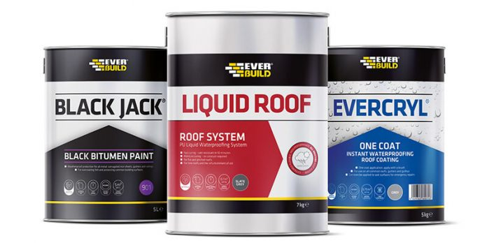 Everbuild roofing products