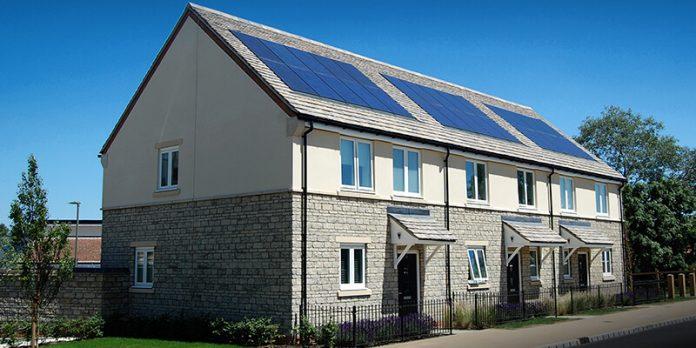 Marley solar roof