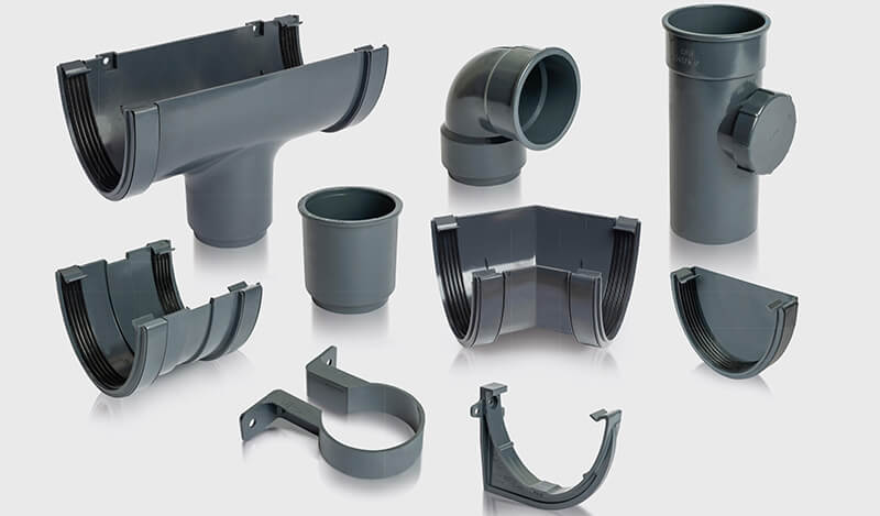 Guttering product options - guttering