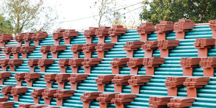 roof tiles shortages