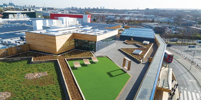 EveRoof green roofing