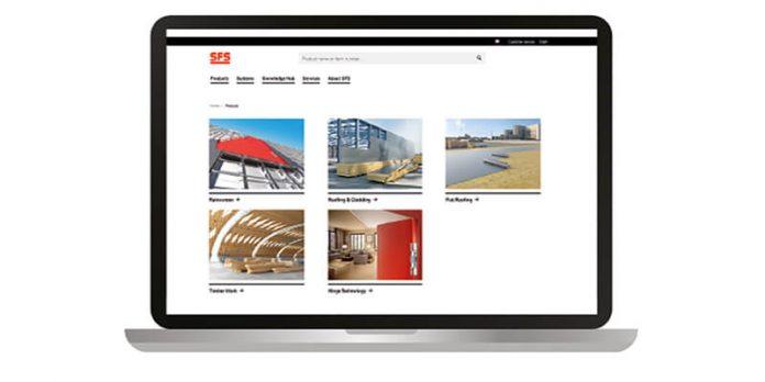 SFS' new website