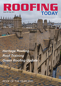 Roofing Today Issue 94 May 2021