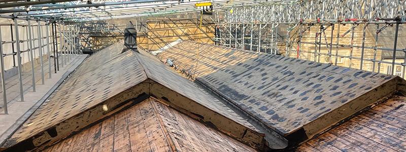 Timber overlay