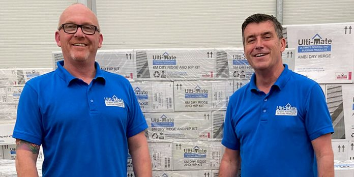 David and Tim - Ulti-mate team
