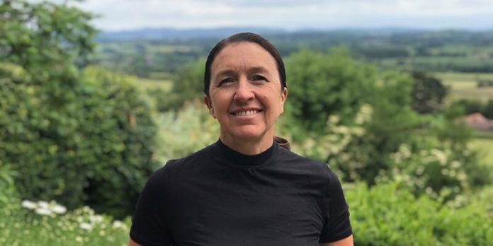 New Chairperson - Clare Fenton
