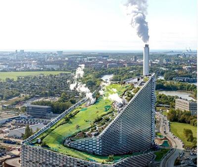 WGRD - Green Roof In Copenhagen