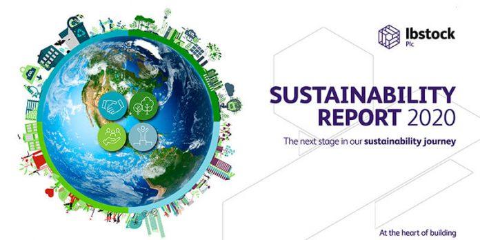 Ibstock sustainability report
