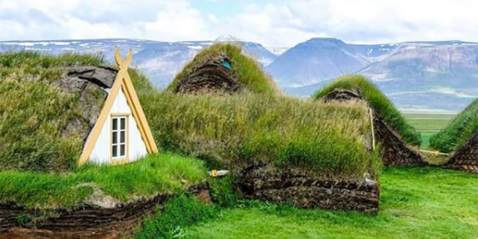 World Green Roof Day - Iceland