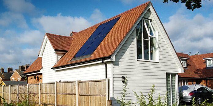 Solar on house rooftop - solar capacity