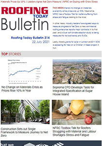 Roofing Today Bulletin