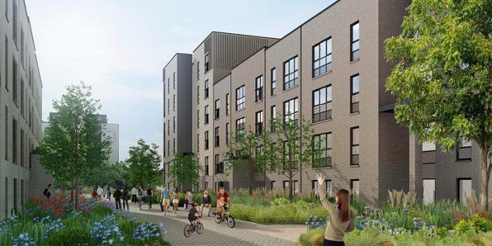 Edinburgh Net Zero Housing