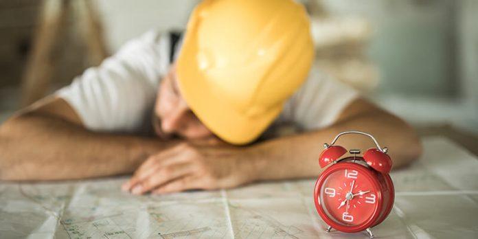 NFRC toolbox talk - stress and fatigue