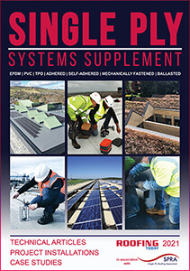 2021 Single Ply Systems Supplement