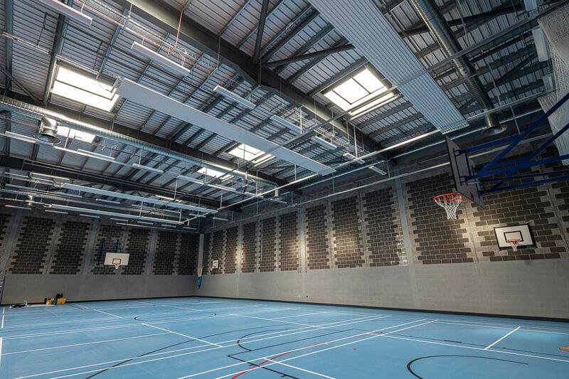 Brett Martin - Sports Hall