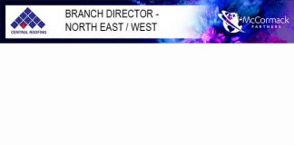Branch director Central roofing