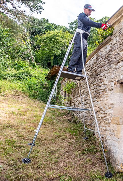 Henchman Ladders - Reader Offer
