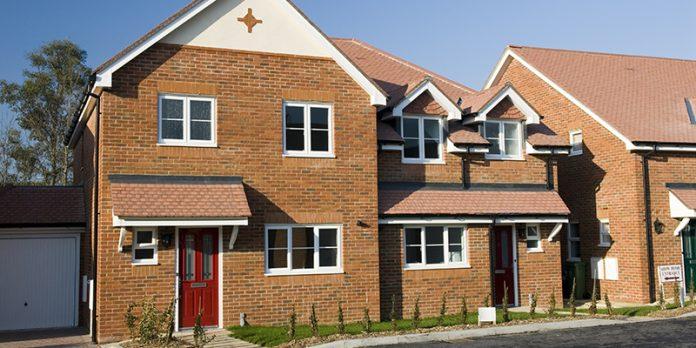New home - Materials Shortages Hits Homes