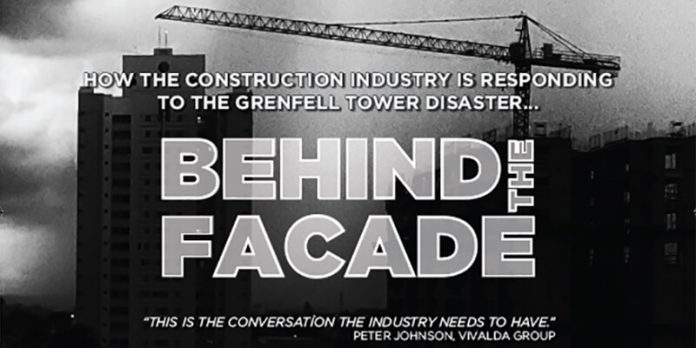 Behind the Facade film poster