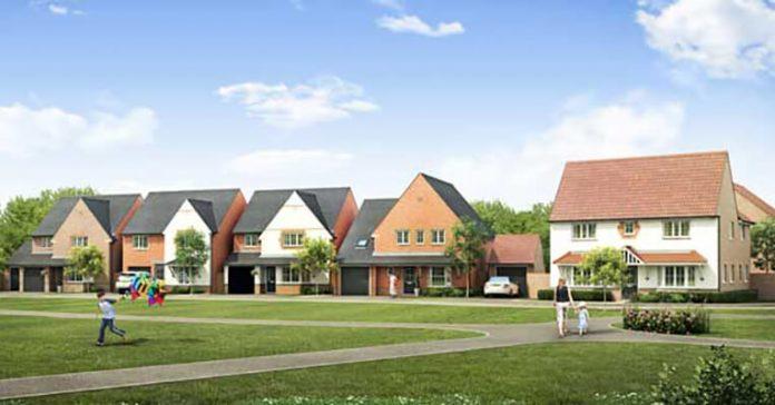 Barratts new homes